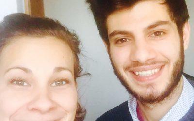 "My friend and colleague, a ""refugee"" – theatre visit ""Die Borderline Prozession"""
